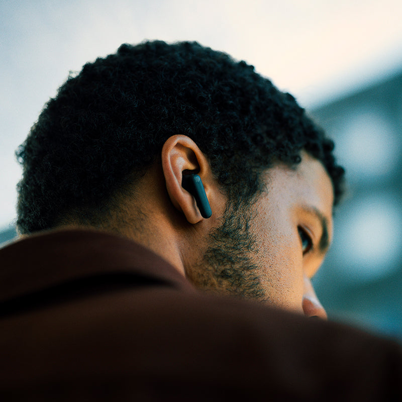 LONDON True Wireless ANC Earbuds (Midnight Black)