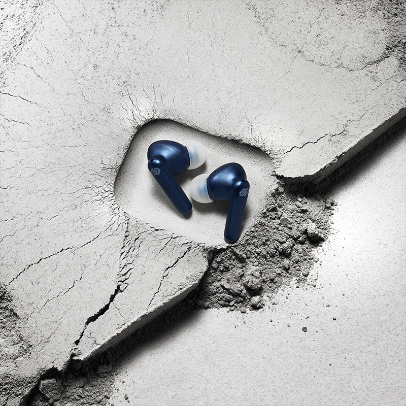 LONDON True Wireless ANC Earbuds (Dark Sapphire)