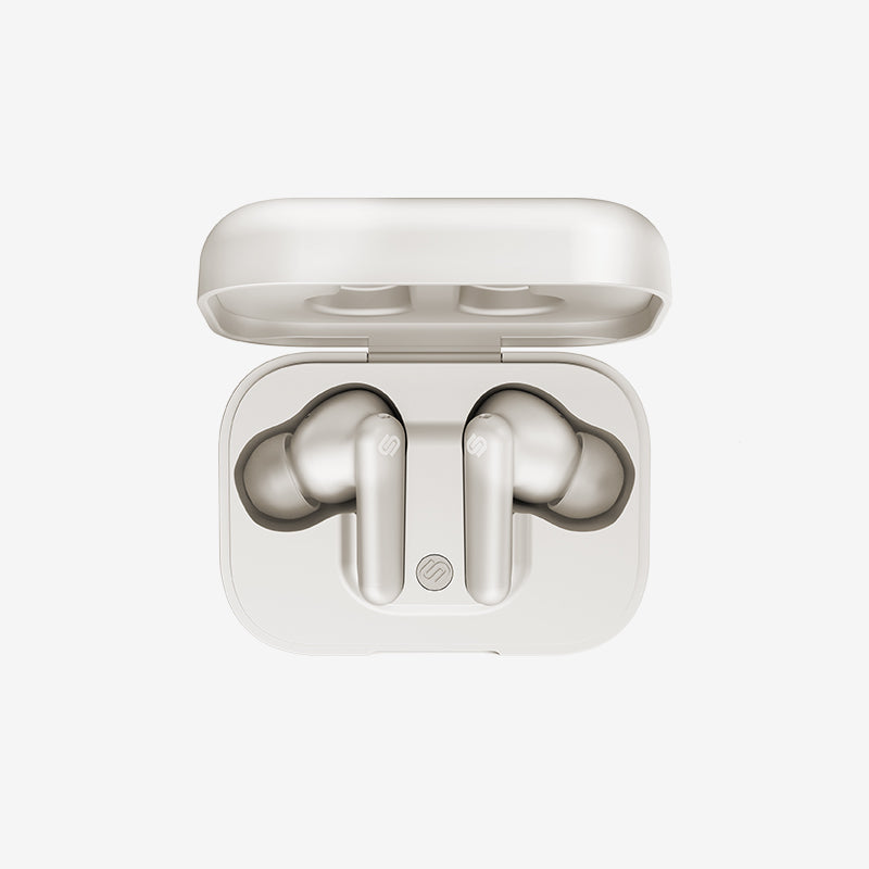 LONDON True Wireless ANC Earbuds (White Pearl)