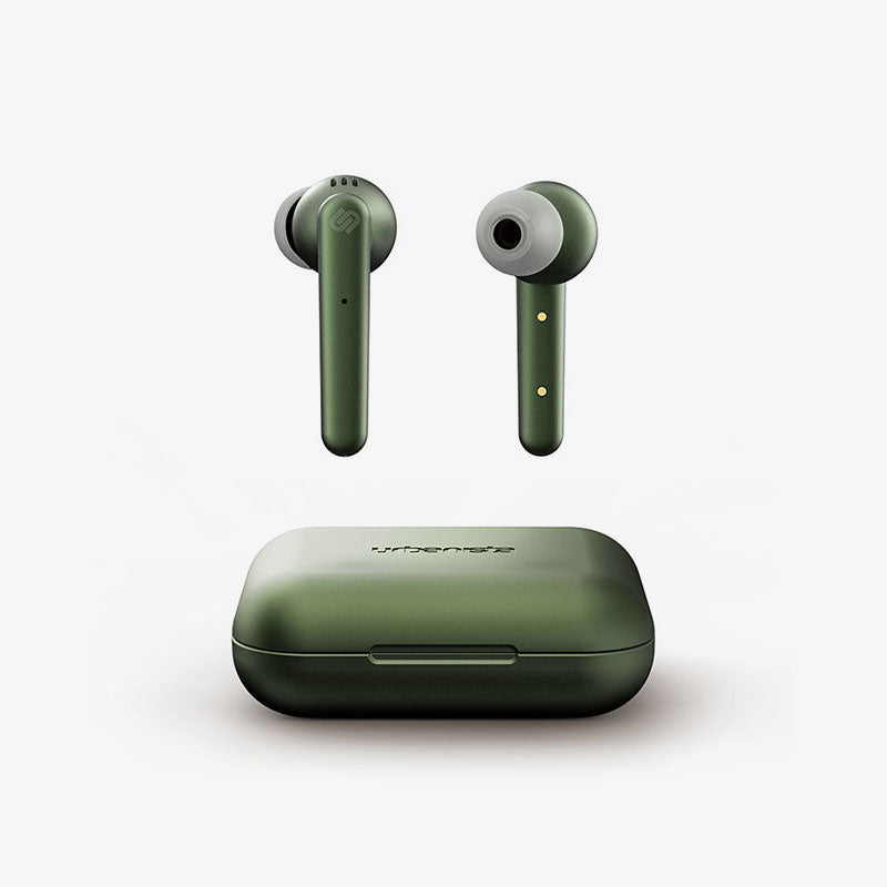PARIS True Wireless Earbuds (Olive Green)