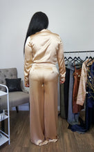 Load image into Gallery viewer, Oh She Bossy Pant Set - Cream