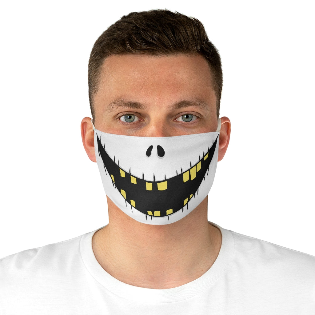 Buy Online Cool & Trendy Silver Shamrock Jack Face Mask - Silver Shamrock