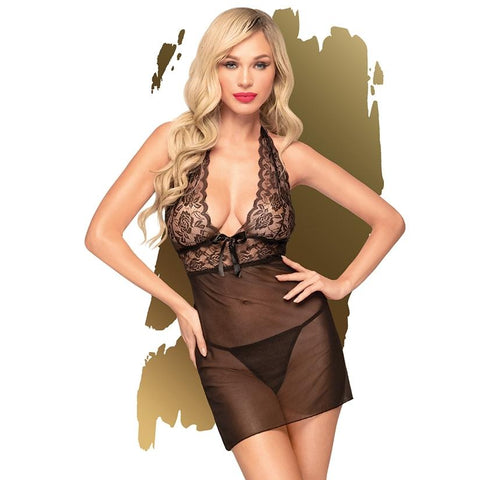 Andi Baby Doll With Thong