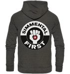 Simmental First - Organic Basic Hoodie