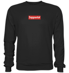 Sapperlot Supreme-Style Box Logo - Basic Sweatshirt