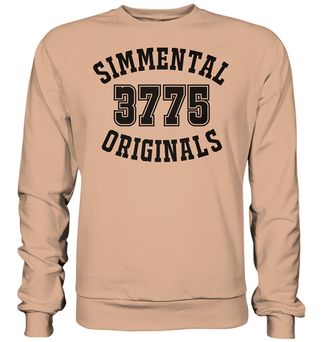 3775 Lenk Simmental Originals - Basic Sweatshirt