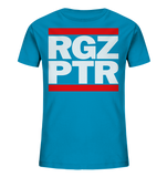 RGZ PTR Run-D.M.C. Style - Kids Organic Shirt