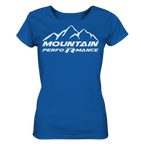 Mountain Performance - Ladies Organic Shirt