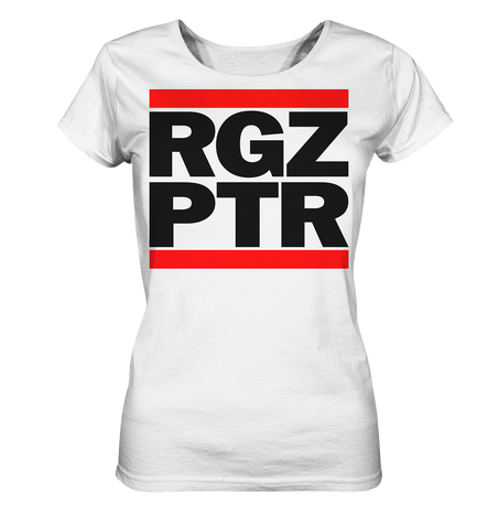 RGZ PTR Run-D.M.C. Style - Ladies Organic Shirt