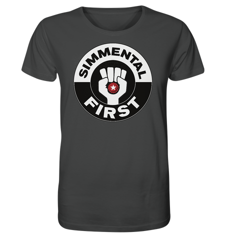 Simmental First - Organic Shirt