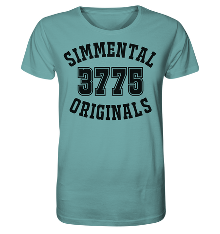 3775 Lenk Simmental Originals - Organic Shirt
