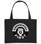 Simmental First - Organic Shopping-Bag