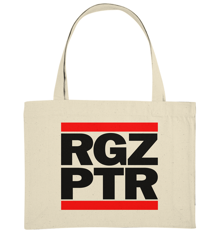 RGZ PTR Run-D.M.C. Style - Organic Shopping-Bag