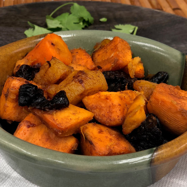 Sweet Potato Casserole (Tzimmes)