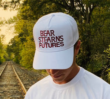 Load image into Gallery viewer, bear stearns, bear stearns futures hat, bear stearns futures