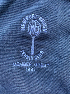 Newport Beach Tennis Club Crewneck // Size XL