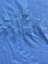 Load image into Gallery viewer, Capri Italia Embroidered Shirt // Size XL