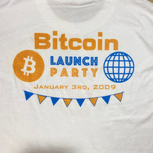Load image into Gallery viewer, Bitcoin Launch Party Shirt