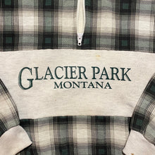 Load image into Gallery viewer, Glacier Park Quarter Zip // Size L