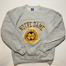 Load image into Gallery viewer, Notre Dame Crewneck // Size L