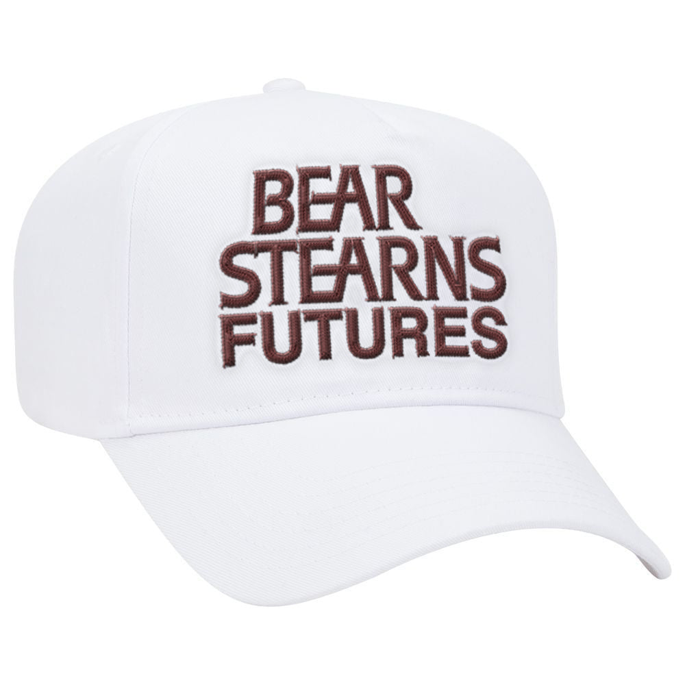 bear stearns, bear stearns futures hat, bear stearns futures