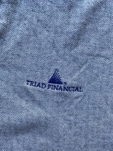 Load image into Gallery viewer, Triad Financial Polo // Size L