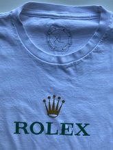 Load image into Gallery viewer, vintage rolex, rolex shirt, rolex long sleeve, rolex long sleeve shirt