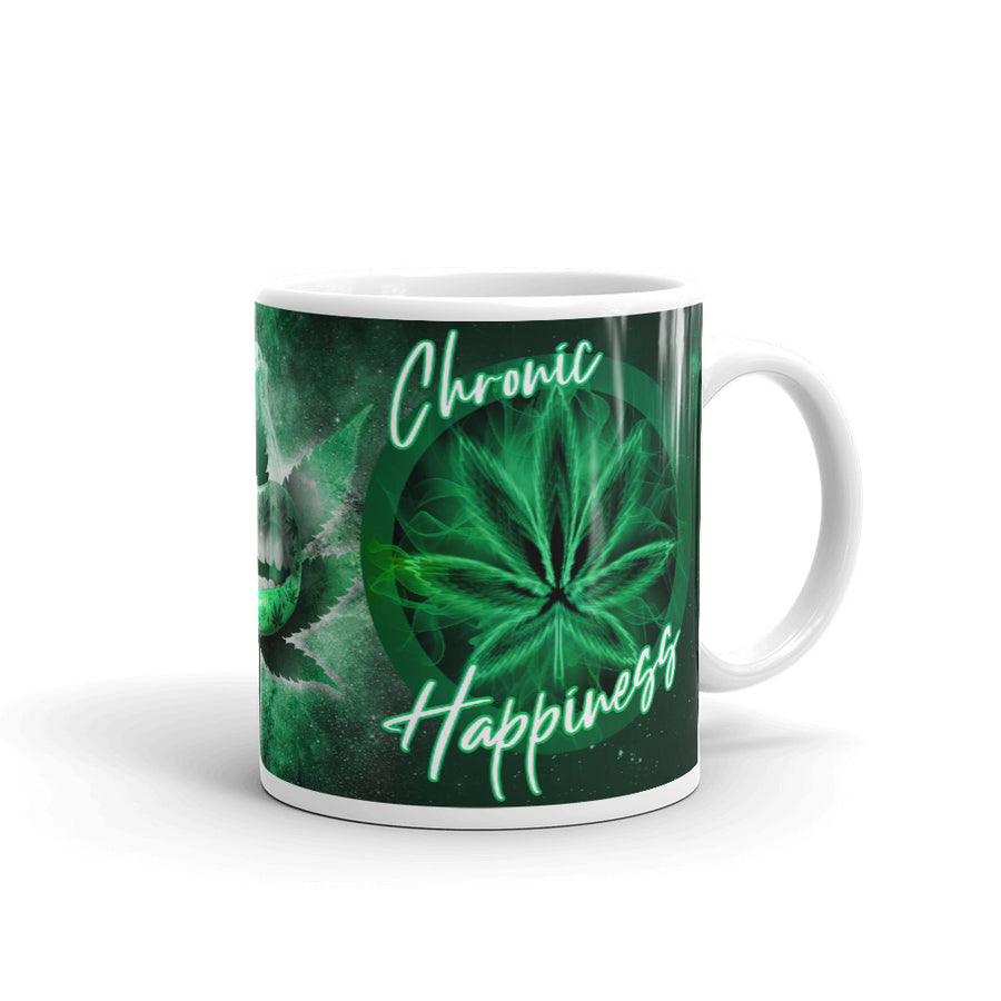 Chronic Happiness. Mug