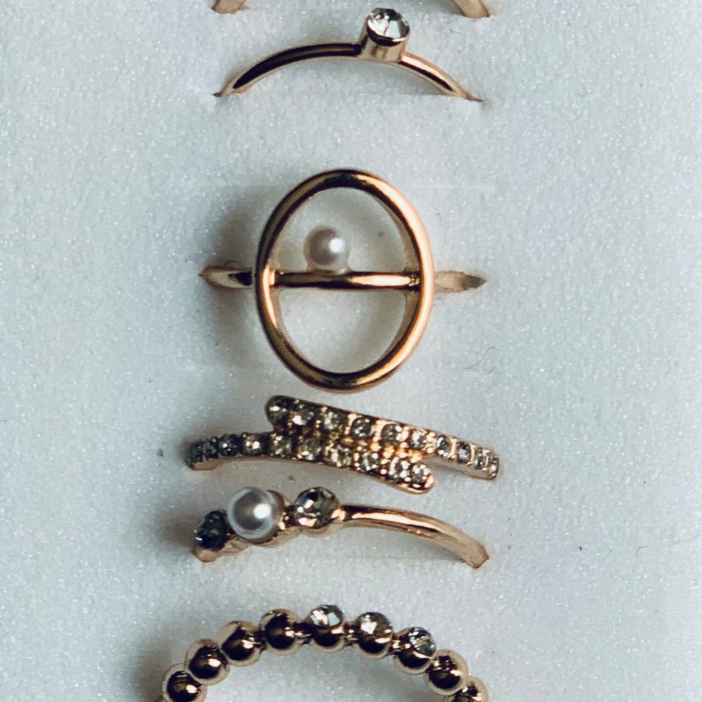NANCY Stacking Rings