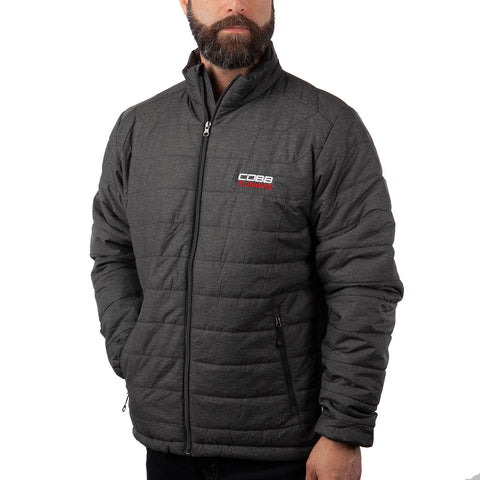 COBB Carbon Puffer Jacket-Large