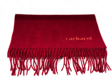 Load image into Gallery viewer, Cacharel, Red Wool Scarf