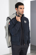 Load image into Gallery viewer, Marina Militare,Bomber With Detachable Windproof Jacket