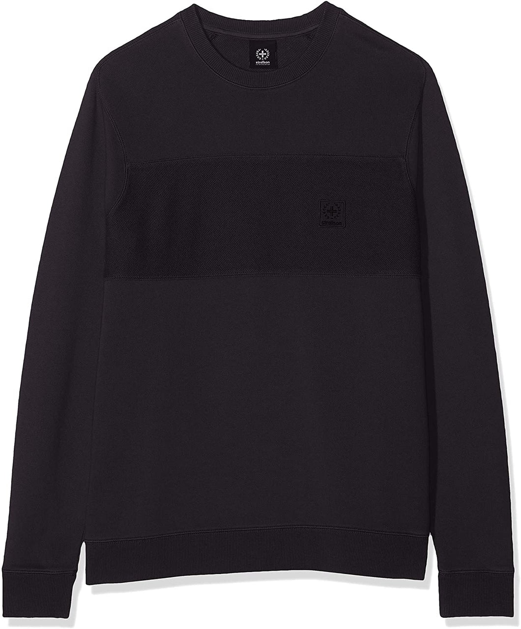 Strellson, Long Sleeve Black Sweatshirt