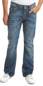 True Religion, Straight Flap Jeans