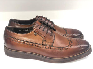 Pedro Camino, Cognac Brogue Shoes