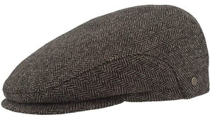 Wegener, Brown Flat Cap