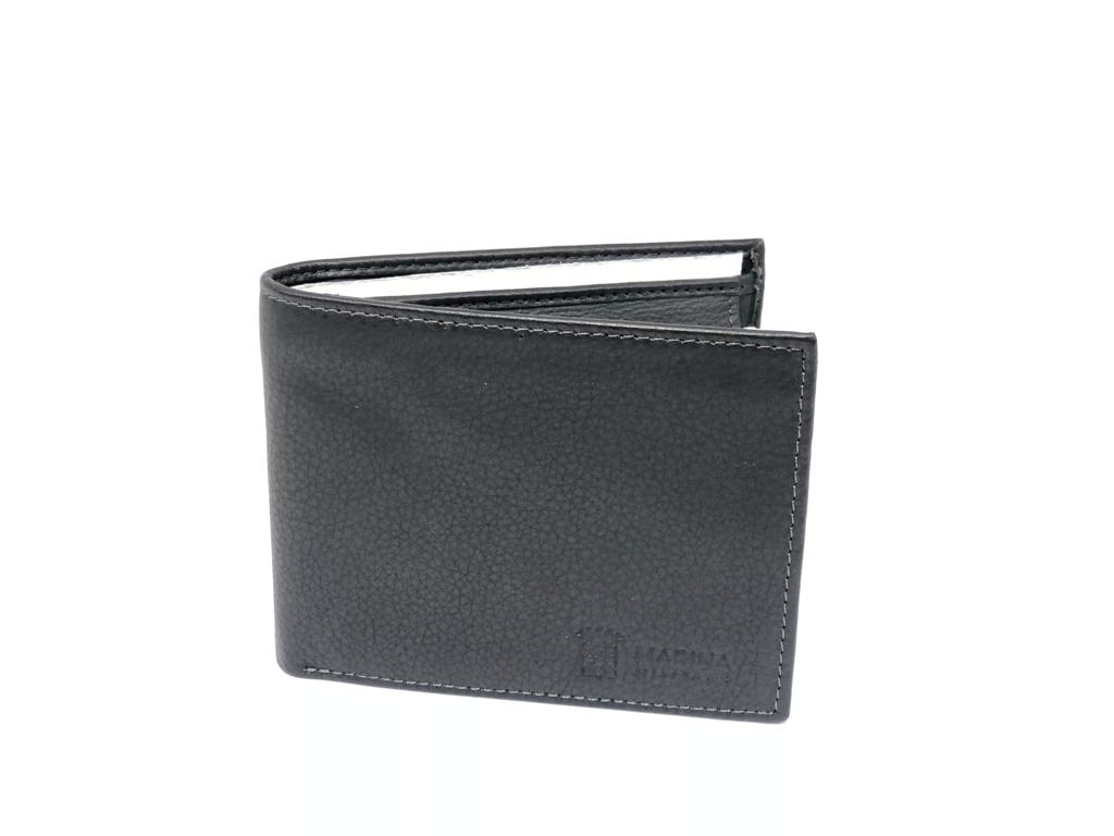 Marina Militare, Grey Leather Wallet