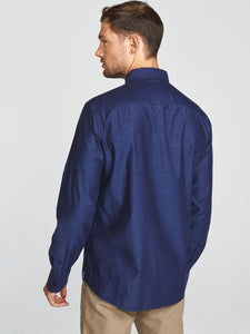 North Sails Mélange Cotton Shirt