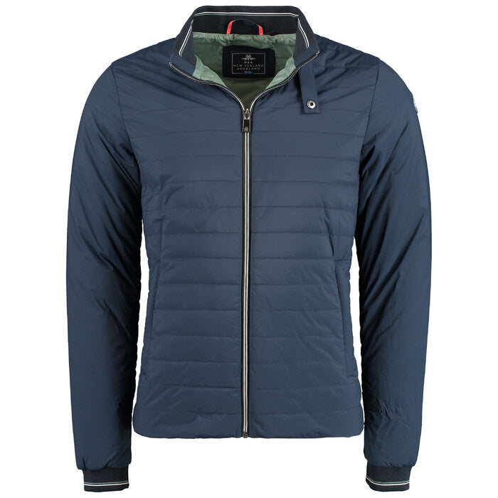 New Zealand Auckland, Light Navy Jacket