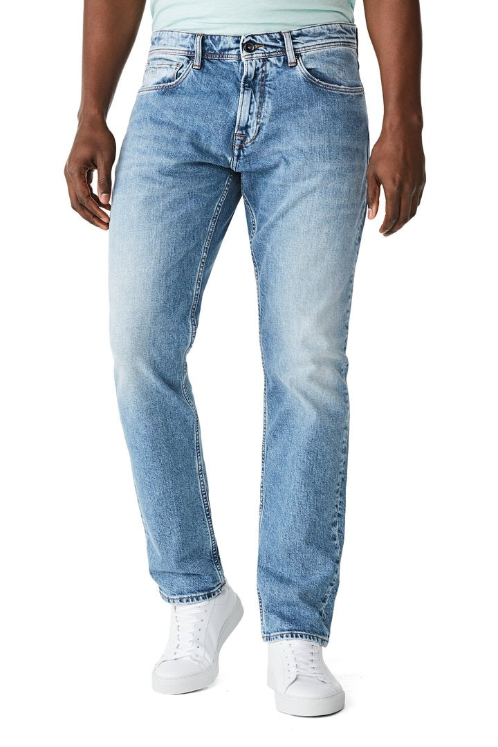 Mcgregor regular fit jeans with zipper