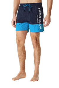 McGregor,Regular Fit Colorblock Swim Short
