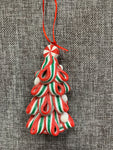 Candy Cane Tree Green - Hanging Decoration
