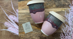 Pink Flamingo - Pottery for the Planet Keep Cup