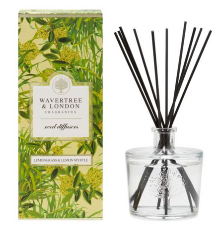 Lemongrass and Lemon Myrtle - Wavertree and London Diffuser