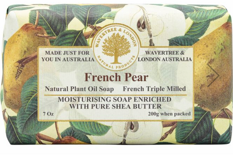 French Pear - Wavertree and London Soap