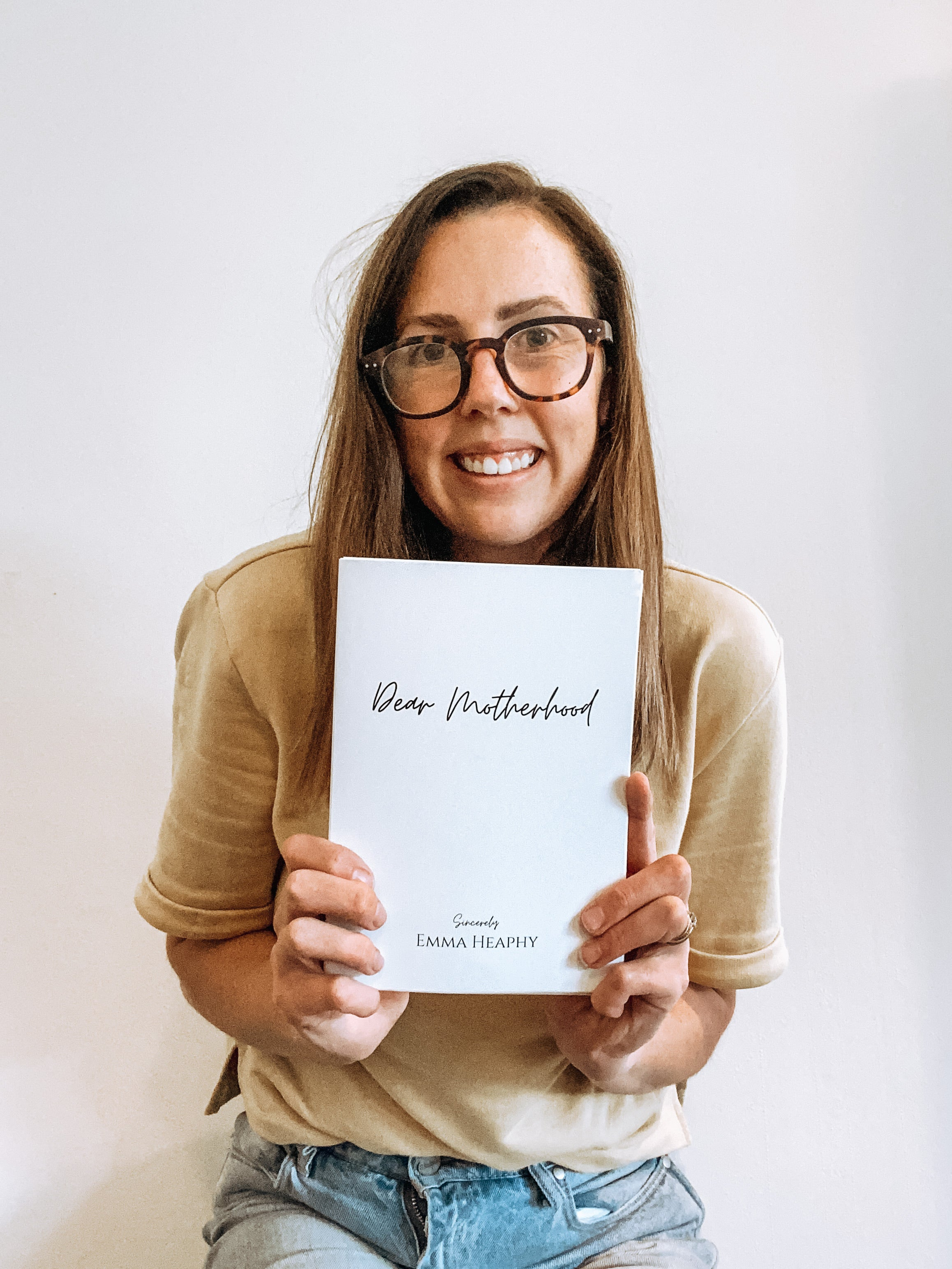 Dear Motherhood Book