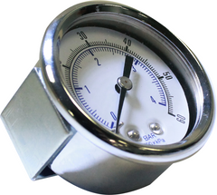Air Pressure Gauge 0-60PSI
