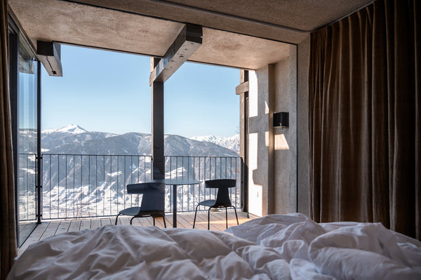 design trends in THE ALPS