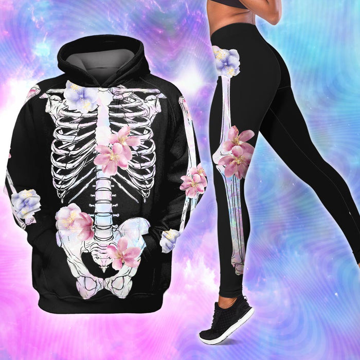 Skeleton outfit Leggings Combo