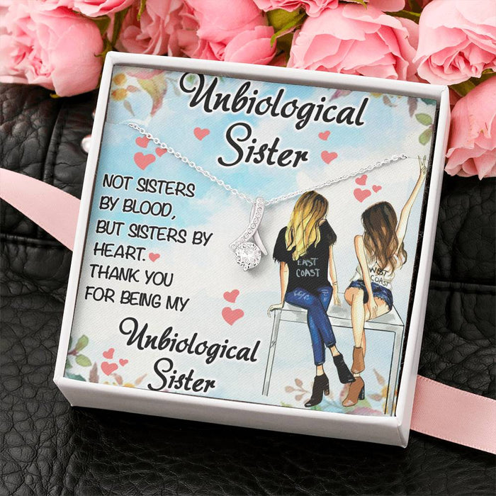 unbiological Sister